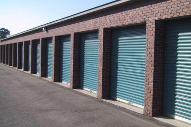 self-storage facility