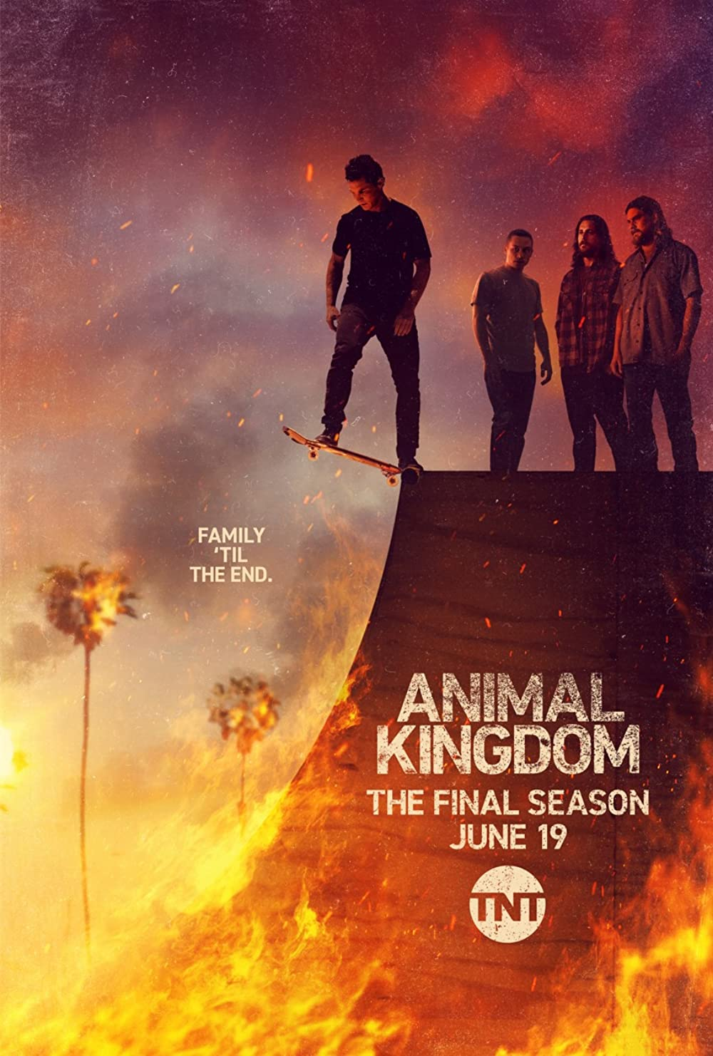 Animal Kingdom Season 2 DVD Release Date  Redbox Netflix iTunes Amazon