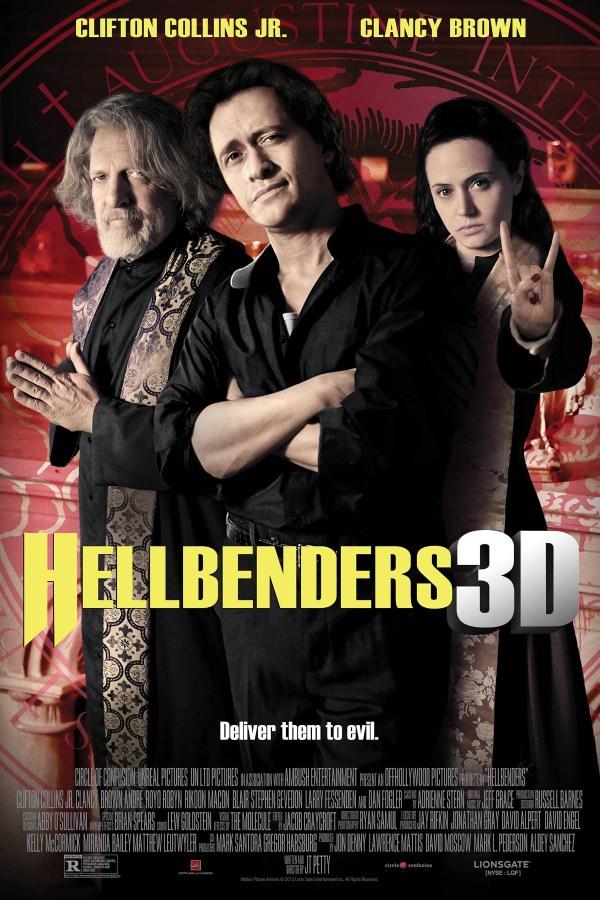 HELLBENDERS 2013 Movie