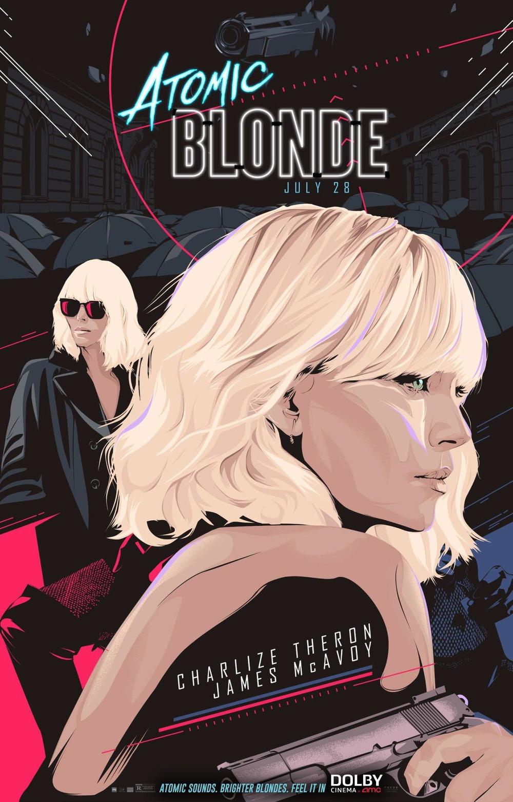 Atomic Blonde DVD Release Date  Redbox Netflix iTunes Amazon