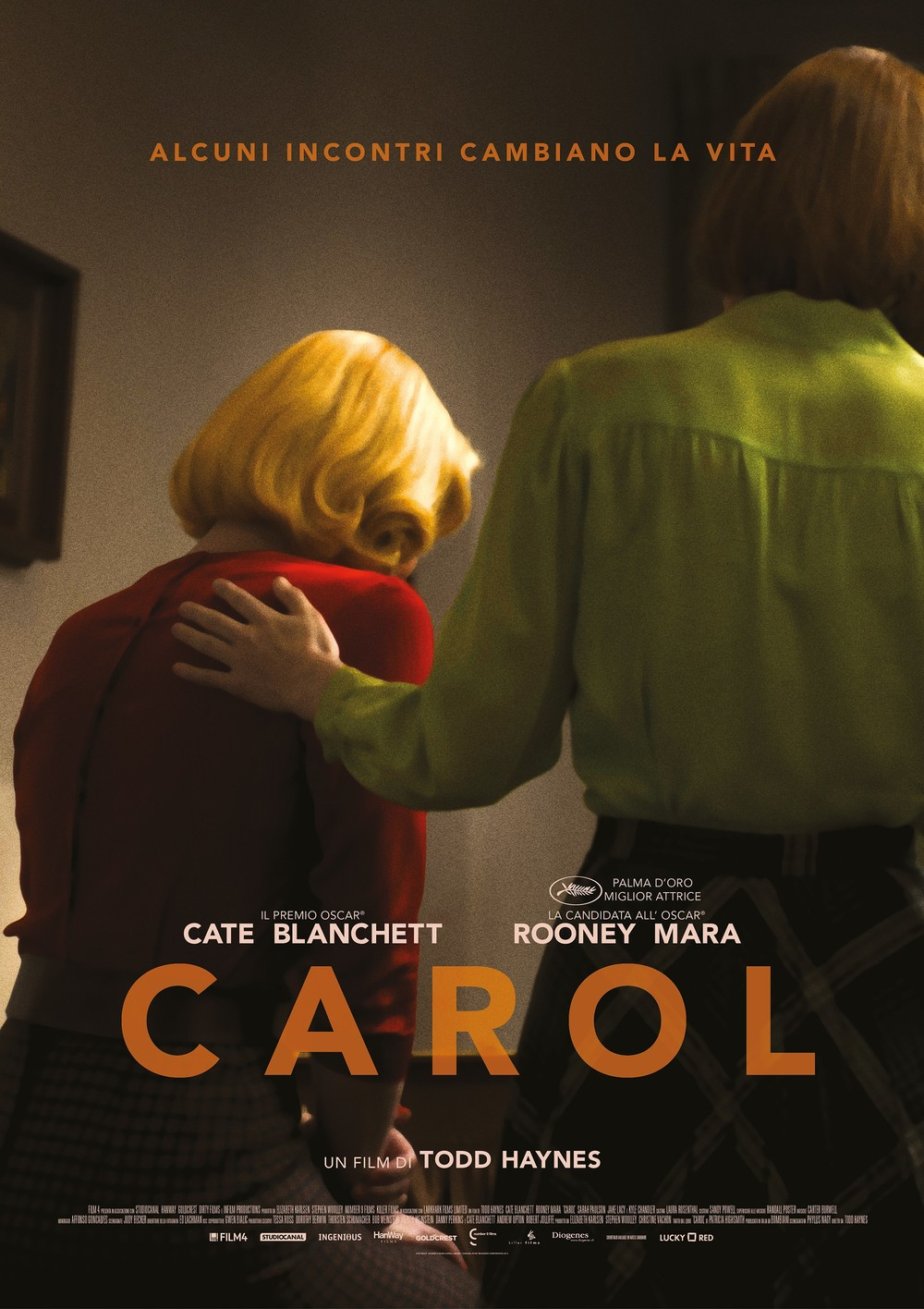 Carol DVD Release Date   Redbox. Netflix. iTunes. Amazon