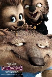 Werewolf Hotel Transylvania 2