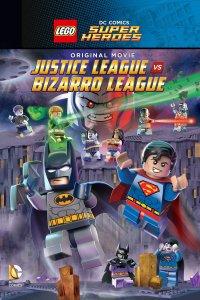 Lego DC Comics Super Heroes: Justice League vs. Bizarro