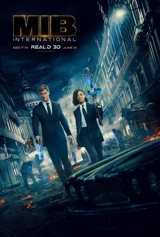 Men in Black International DVD Release Date | Redbox. Netflix. iTunes. Amazon