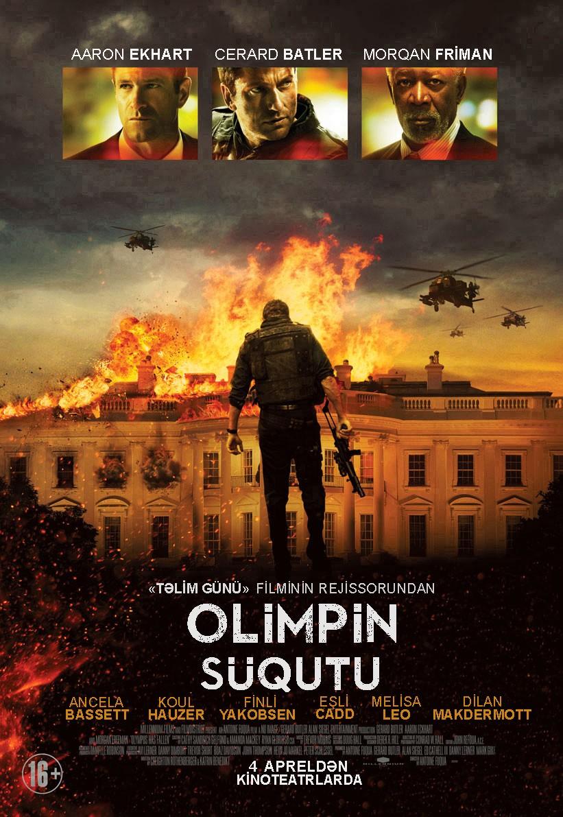 Olympus Has Fallen DVD Release Date  Redbox Netflix iTunes Amazon