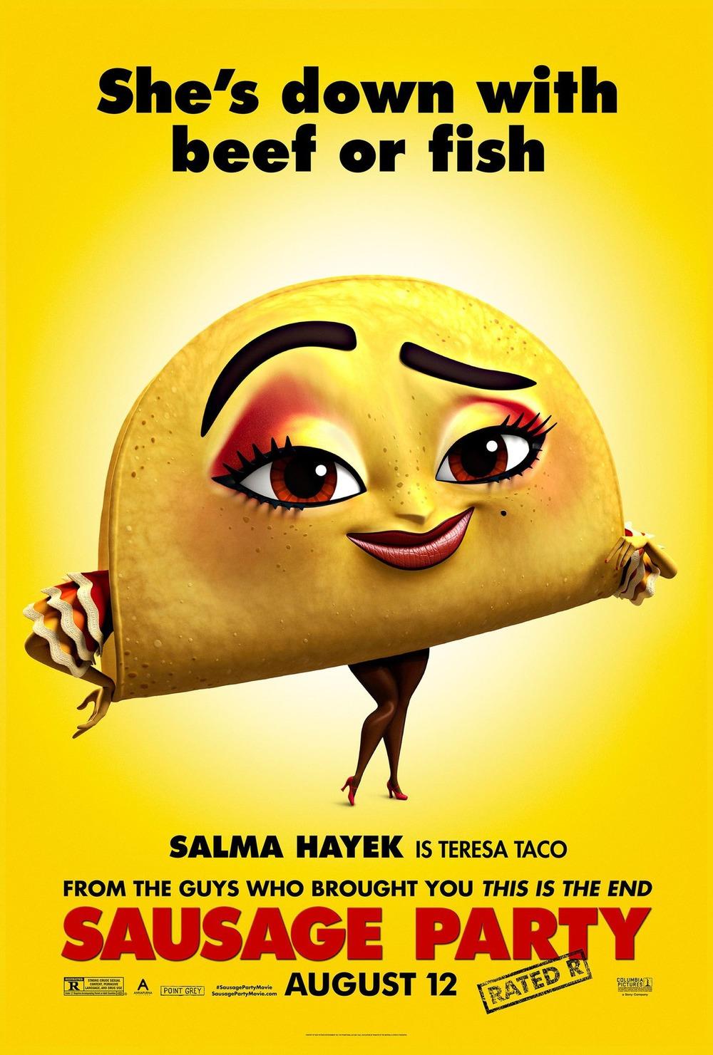 Sausage Party Hidden Jokes