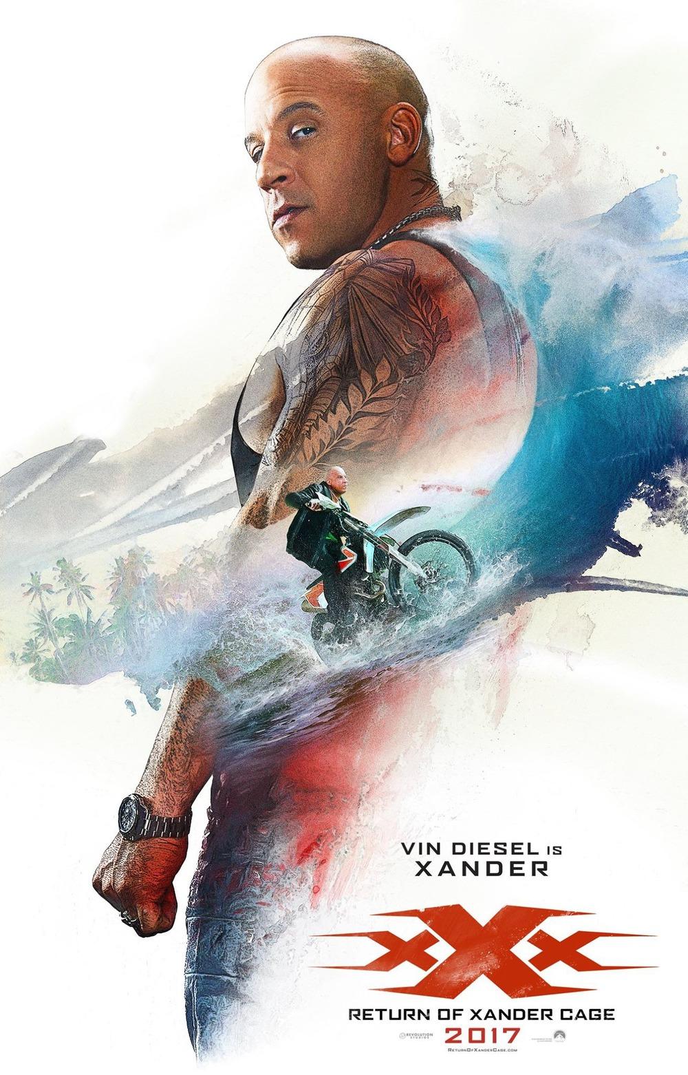 xXx: Return of Xander Cage DVD Release Date   Redbox. Netflix. iTunes. Amazon