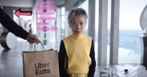 Exploitation in the gig economy: Lee Lin Chin is having Uber Eats, why shouldn't I?