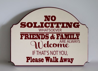 no-soliciting-red