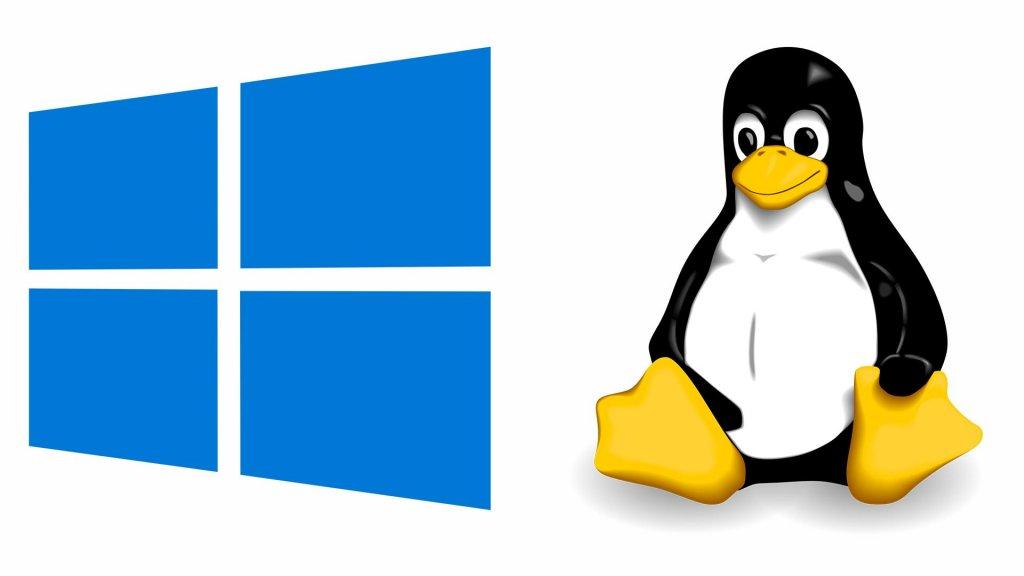 linux-windows-logo