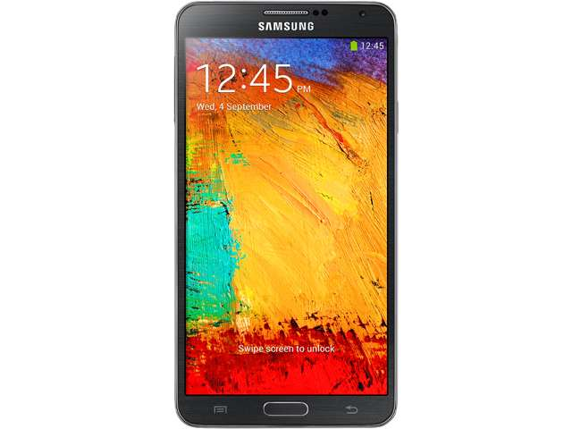 The Samsung Galaxy Note 3 is one of the best-selling phablets on newegg.com