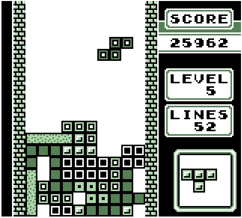 Nintendo's Game Boy contributed to the popularity of Tetris.