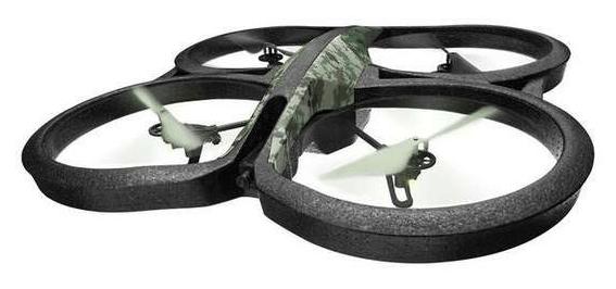 Quadcopter PARROT ARDrone 20 Elite Edition Jungle