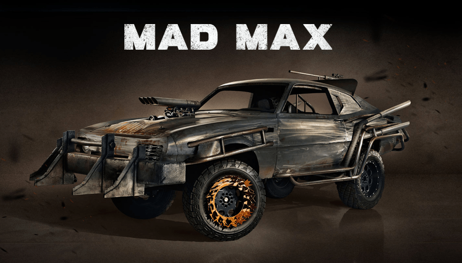 Mad Max Best Car Build