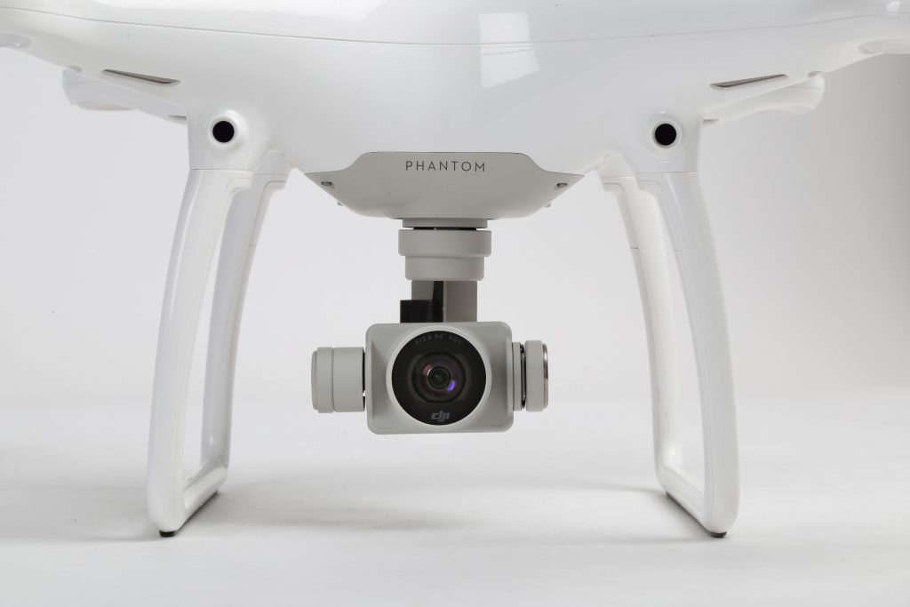Phantom 4_Camera Up Close