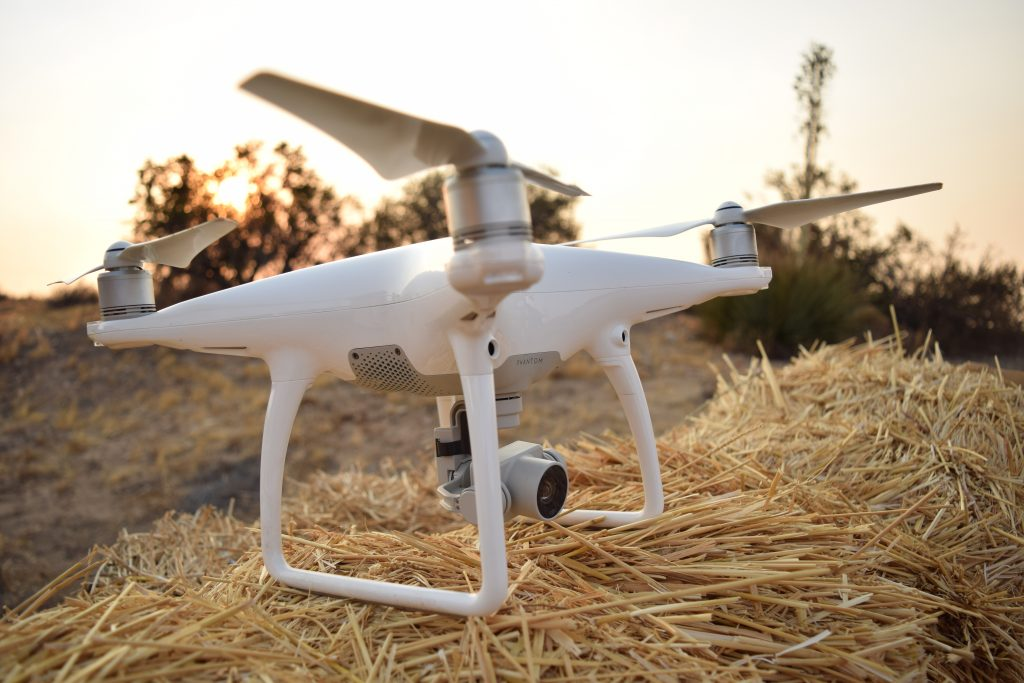 Phantom 4_In the Field