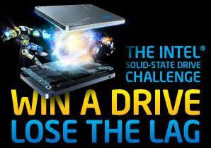 Newegg Intel SSD Challenge Sweeps