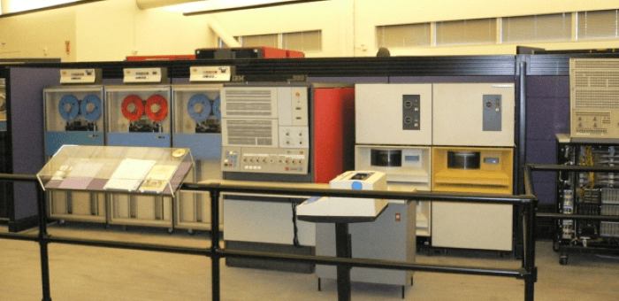 IBM 360 big iron still used in the federal government