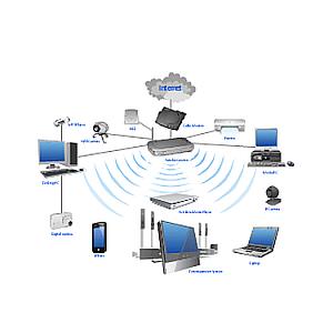Basic Computer Networking Diagrams - Wiring Diagram General