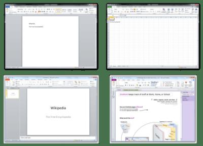Microsoft Office through the Years - HardBoiled