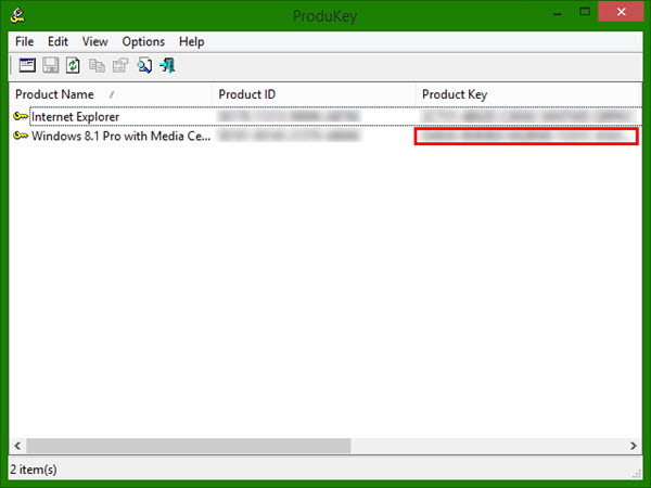 find microsoft office product key