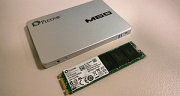 M.2 SSD form factor yields smaller drives, faster data transfers