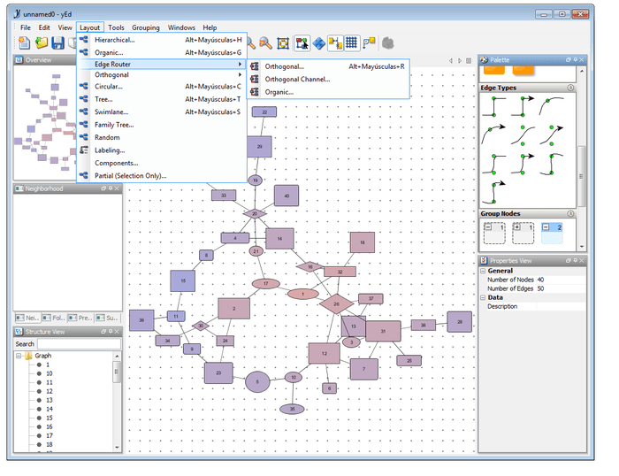 5 Free Tools to Draw a Network Diagram - Smart Buyer