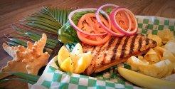 Grilled Mahi Sandwich