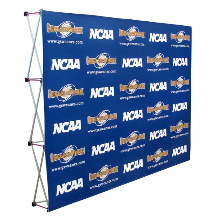 Custom Backdrops Gallery Page 1 New England Flag  Banner