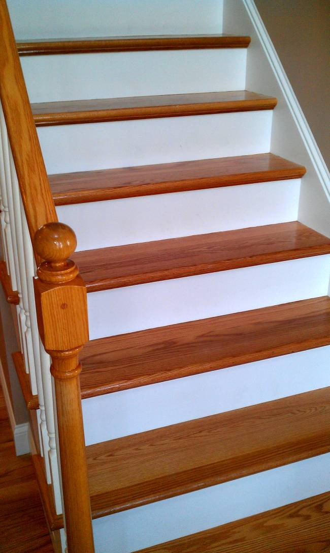 New Hampshire and Massachusett Hardwood floors refinishing