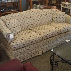 England Furniture Sofa Tropical Pillows Clayton Marcus | New Home Consignment