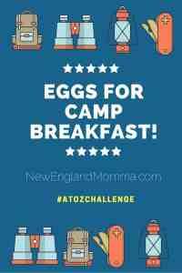 #atozchallenge E is for eggs