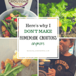 Here's Why I Don't Make Homemade Croutons Anymore