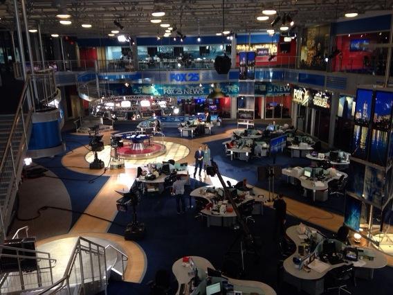 News 25 Fox Room Boston