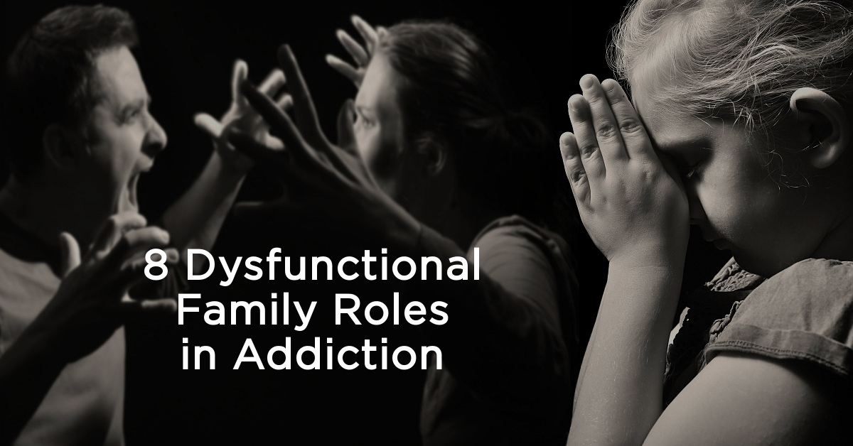 8 dysfunctional family roles