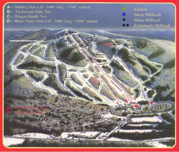 Skiing New England Map.20 Ski New England Map Pictures And Ideas On Meta Networks