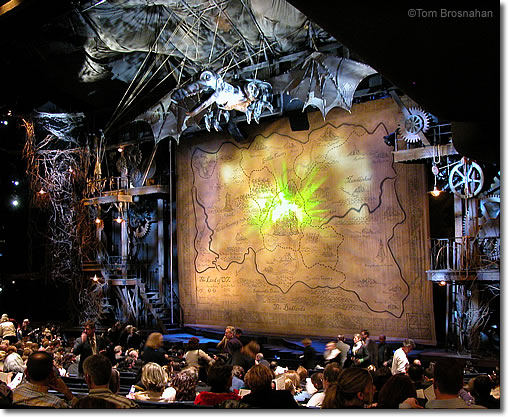 Wicked theater