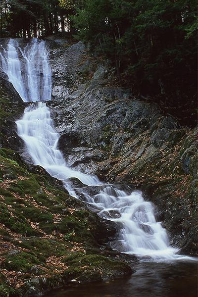 Tannery Falls, Massachusetts