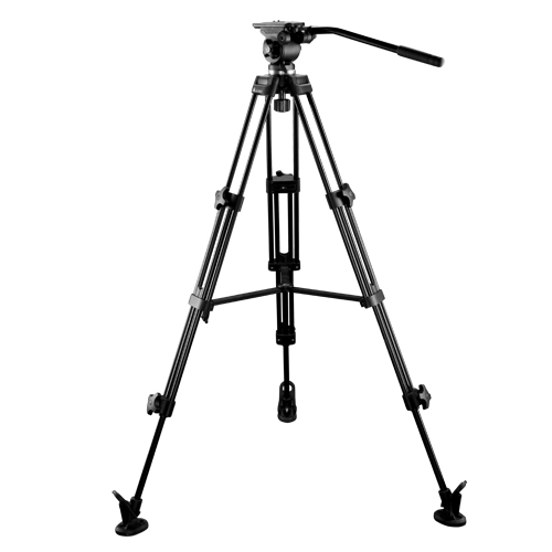 E-IMAGE EI-7050AA Tripod Kit with Soft Case for Cameras up
