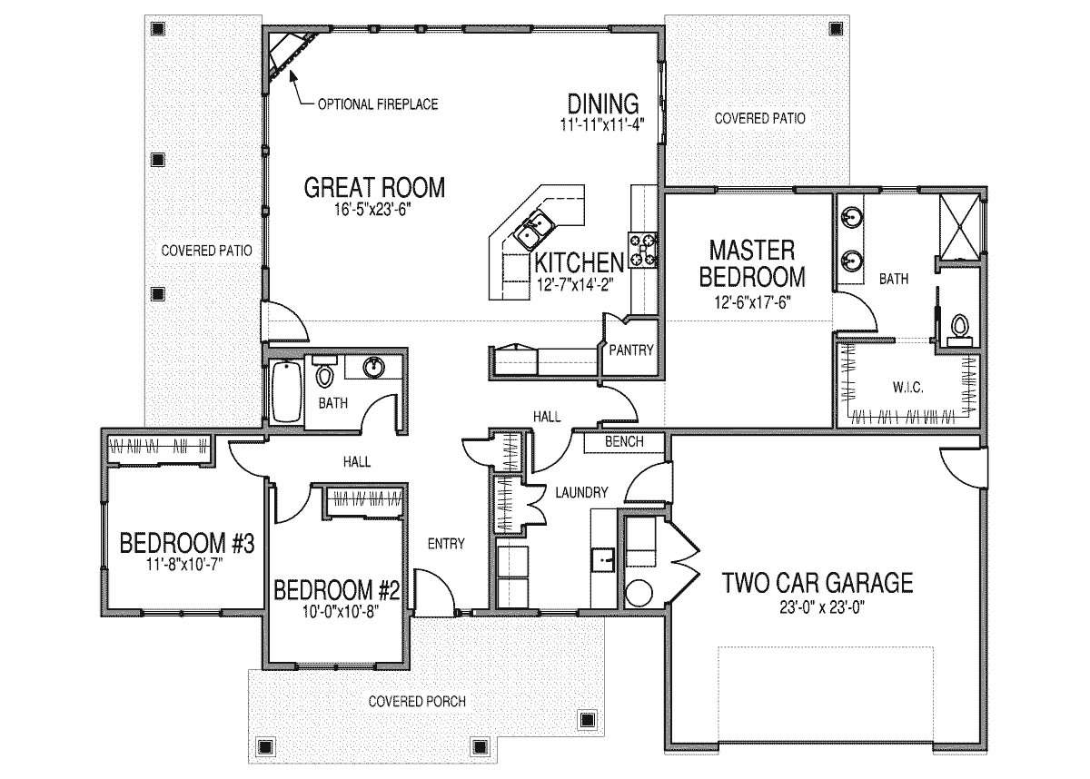 floorplans new era homes