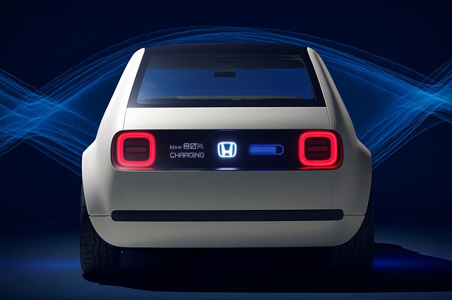 2019 Honda Urban EV Concept 2018 2019 New Hybrid Cars