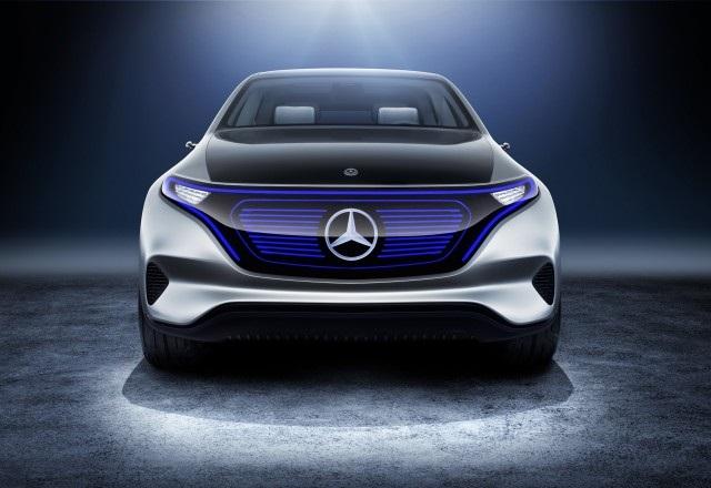 2019 Mercedes EQC electric SUV Price  20182019 New Hybrid Cars