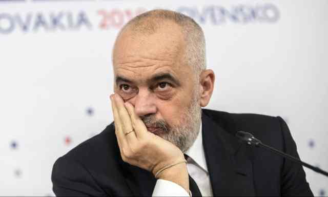 Albania's Edi Rama breaks with the EU   New Europe