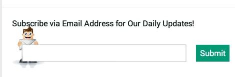 Email subscription newfeatureblog