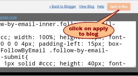 email setting newfeatureblog