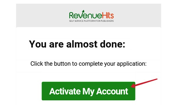 click-on-activate-my-account-link-send-by-revenuehit