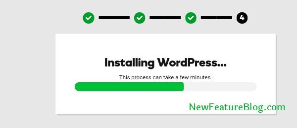 installing wordpress on godaddy hosting