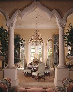 Architectural Foam Arches Interior Trim