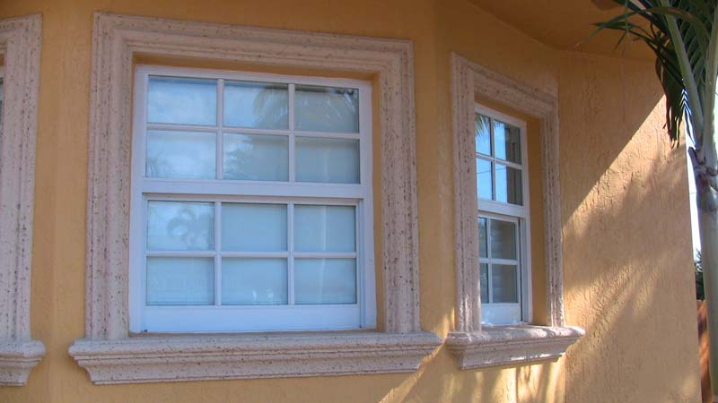 Window Moldings