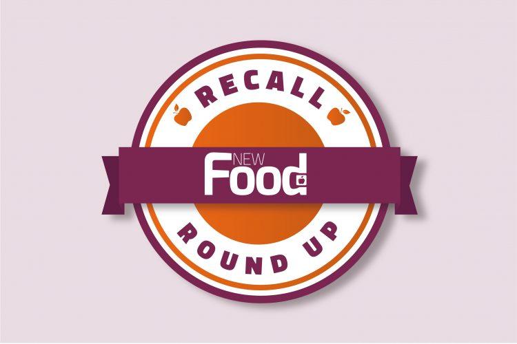 Recall roundup: salmonella
